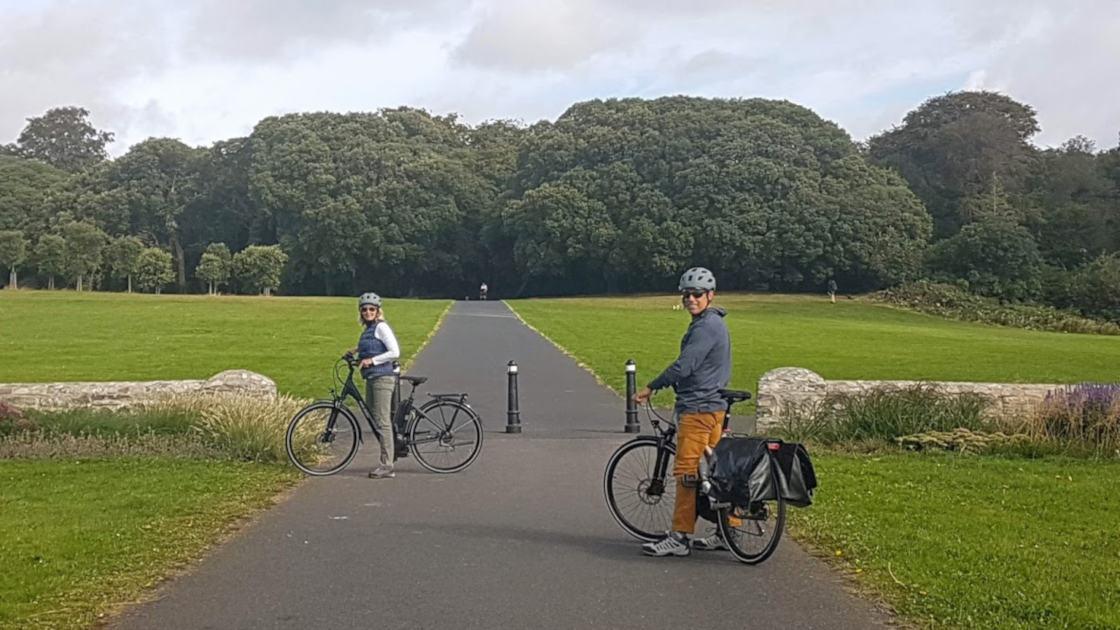 phoenix park dublin cycling