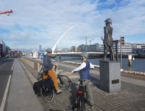 SEVEN SUPER CYCLE ROUTES IN DUBLIN