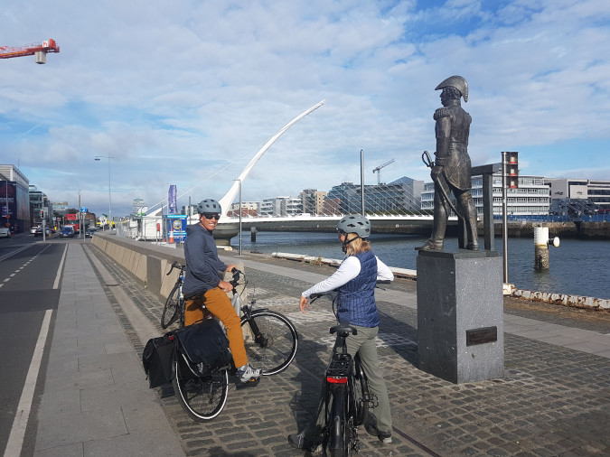 Dublin Bike Tour