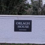 Entrance to Orlagh House